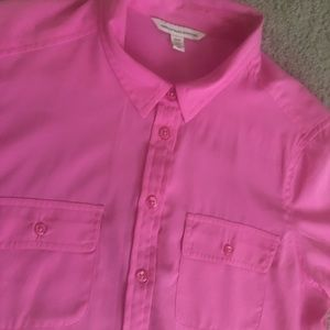 American Eagle Outfitters Pink blouse